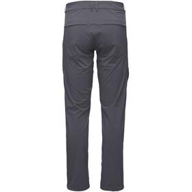 Black Diamond Alpine Light Pantalon Homme, carbon